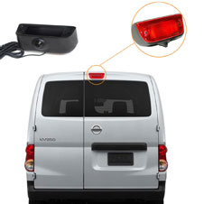 Nissan NV200 backup camera