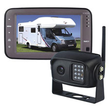 Wireless Backup Camera System