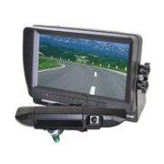 Toyota Tacoma rear view camera