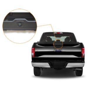 vardsafe 2017 Ford F150 backup camera installation guide