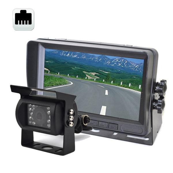 7 inch reversing camera system