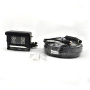 rear view camera with 28 IR lights
