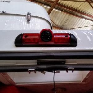 Fiat ducato backup camera system installation guide vs505m