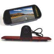 brake light camera system kit
