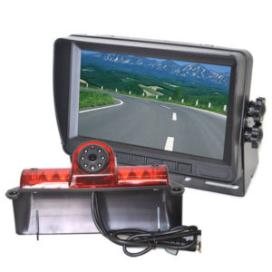 chevy express backup camera kit