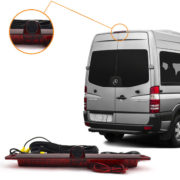 sprinter rear view camera installation