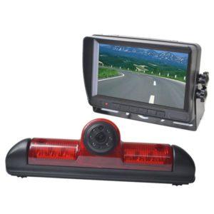 Citroen Jumper reversing camera kit