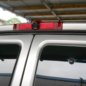 third brake light camera installation