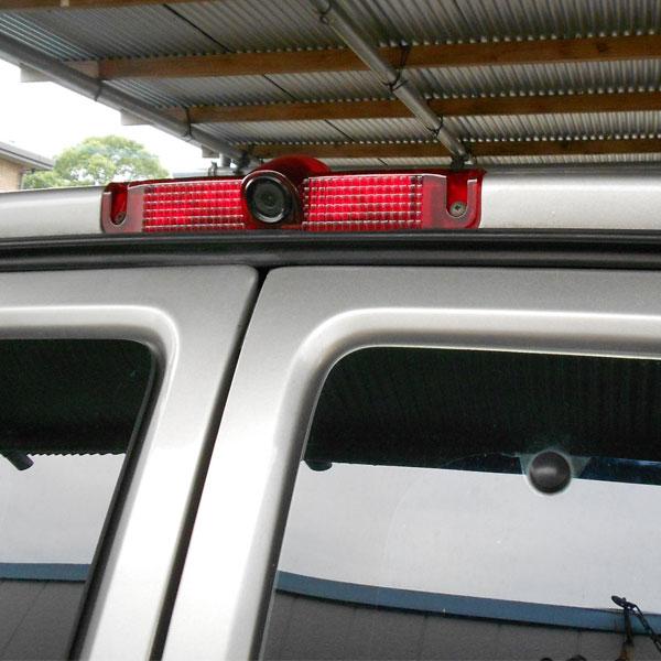 third brake light camera installation