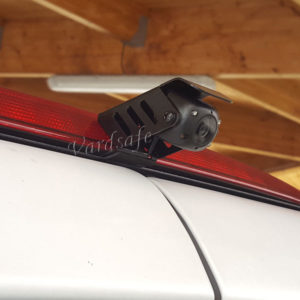 Mercedes Vito rear view camera system