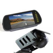 Mercedes Vito reverse camera system