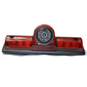Nissan NV third brake light camera