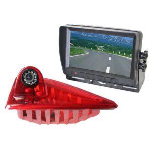 Opel Movano reverse camera system