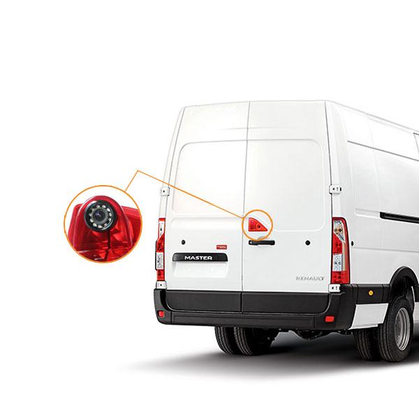 Renault Master reverse camera