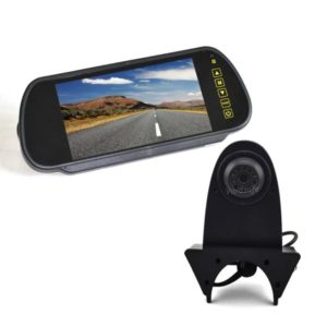 Volkswagen Crafter rear view camera system