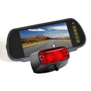 dodge ram promaster reversing camera system