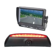 iveco daily reverse camera system