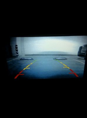 car rear camera night vision image quality