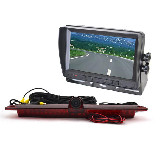Rear View Camera System >> Mb Sprinter Rear View Camera System Reversing Camera Kit