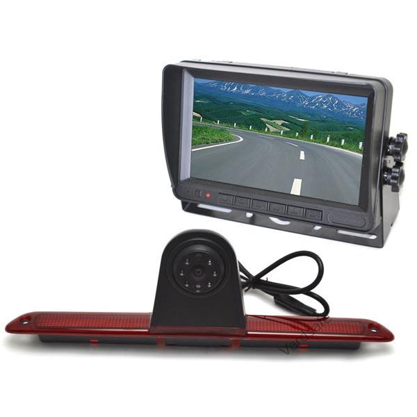 sprinter reverse camera system