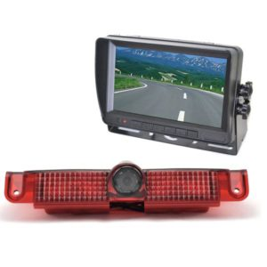 GMC Savana rear view camera system