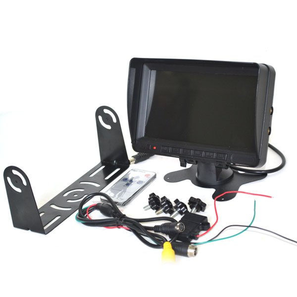 vardsafe 7 inch stand alone monitor