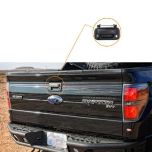 2015 2017 Ford F150 Backup Camera Tailgate Handle Rear