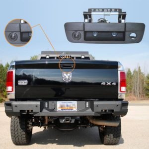 dodge ram backup camera installation guide
