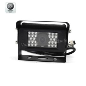 heavy duty rear view camera