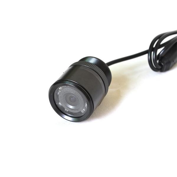 Vs430 flush mount backup camera vardsafe compact camera for Flush mount reverse camera