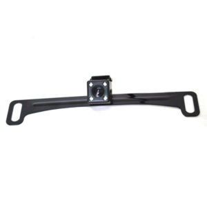 license plate rear view camera