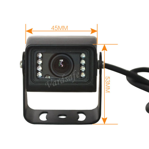 vs466 truck backup camera cargo van reversing camera. Black Bedroom Furniture Sets. Home Design Ideas