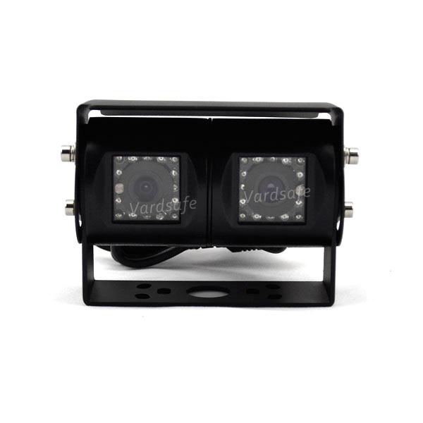 dual lens backup camera
