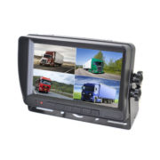 7 inch quad rear view monitor