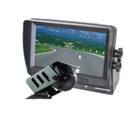 Mercedes Viano rear view camera system