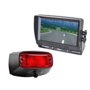 Ram Promaster rear view camera kit
