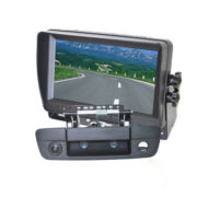 Dodge Ram backup camera system