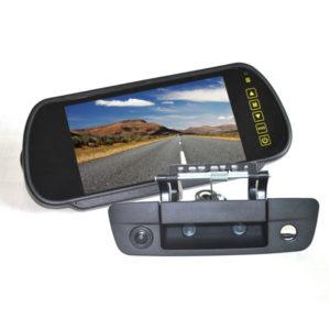 Dodge Ram reverse camera system