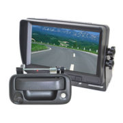 Ford F150 rear view camera system