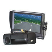 Toyota Tundra rear view camera kit