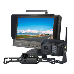 7 Inch Digital Wireless Backup Camera System