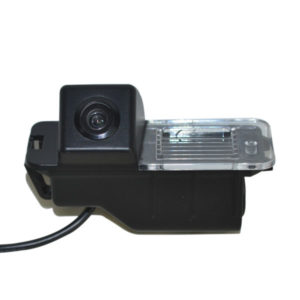 VW Polo backup camera