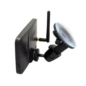 digital wireless rear view monitor