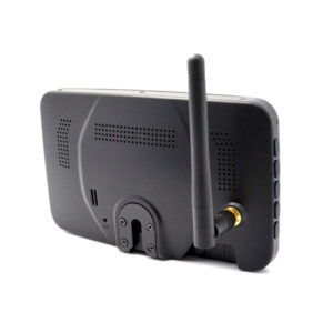 wireless rear view system