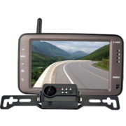 wireless rear view camera kit system
