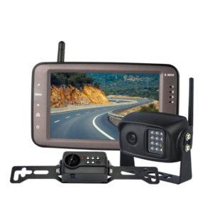 wireless reverse camera system