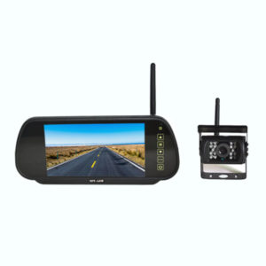 wireless reversing camera kit