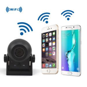 WiFi backup camera
