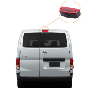 Nissan NV200 backup camera installation guide
