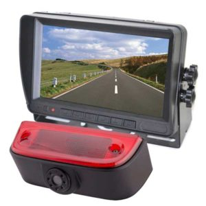 Nissan NV200 reverse camera kit
